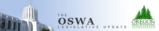 OSWA Legislative Update